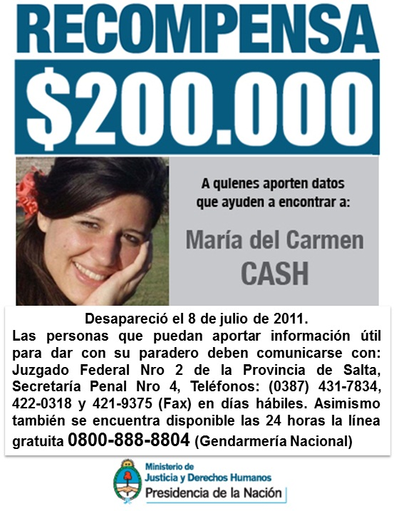Recompensa_Maria_Cash